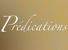 Prédications