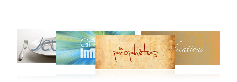 Messages audio